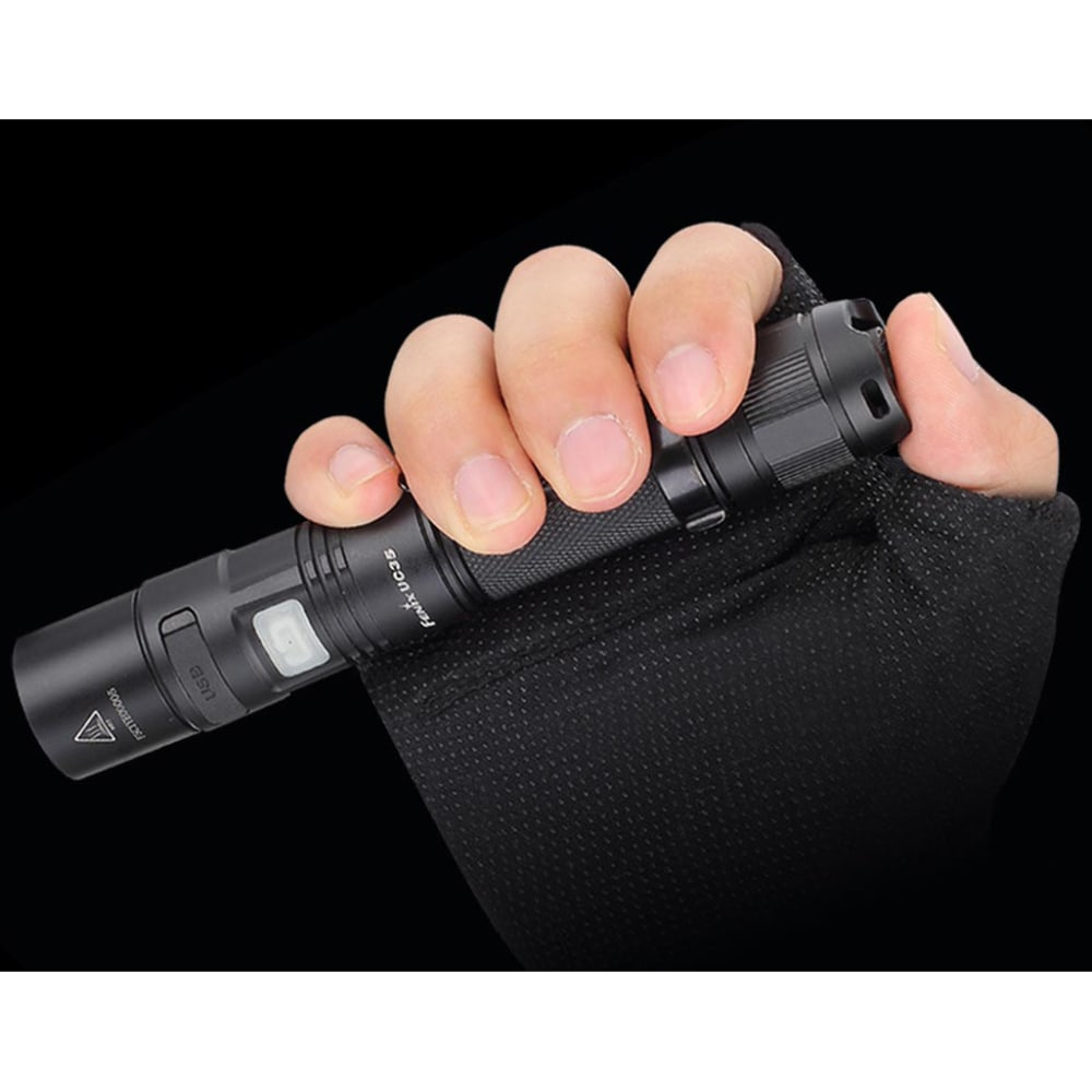 FENIX UC35 Flashlight, 960 Lumens - BLACK