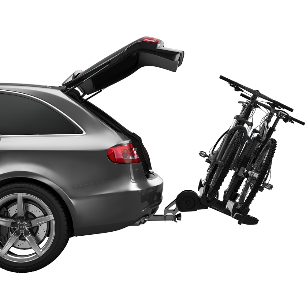 THULE T2 Pro XT 2 9034XTS 2 in. Hitch Bike Rack - SILVER