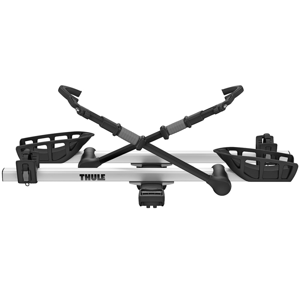THULE T2 Pro XT 2 9034XTS 2 in. Hitch Bike Rack - SILVER/BLACK