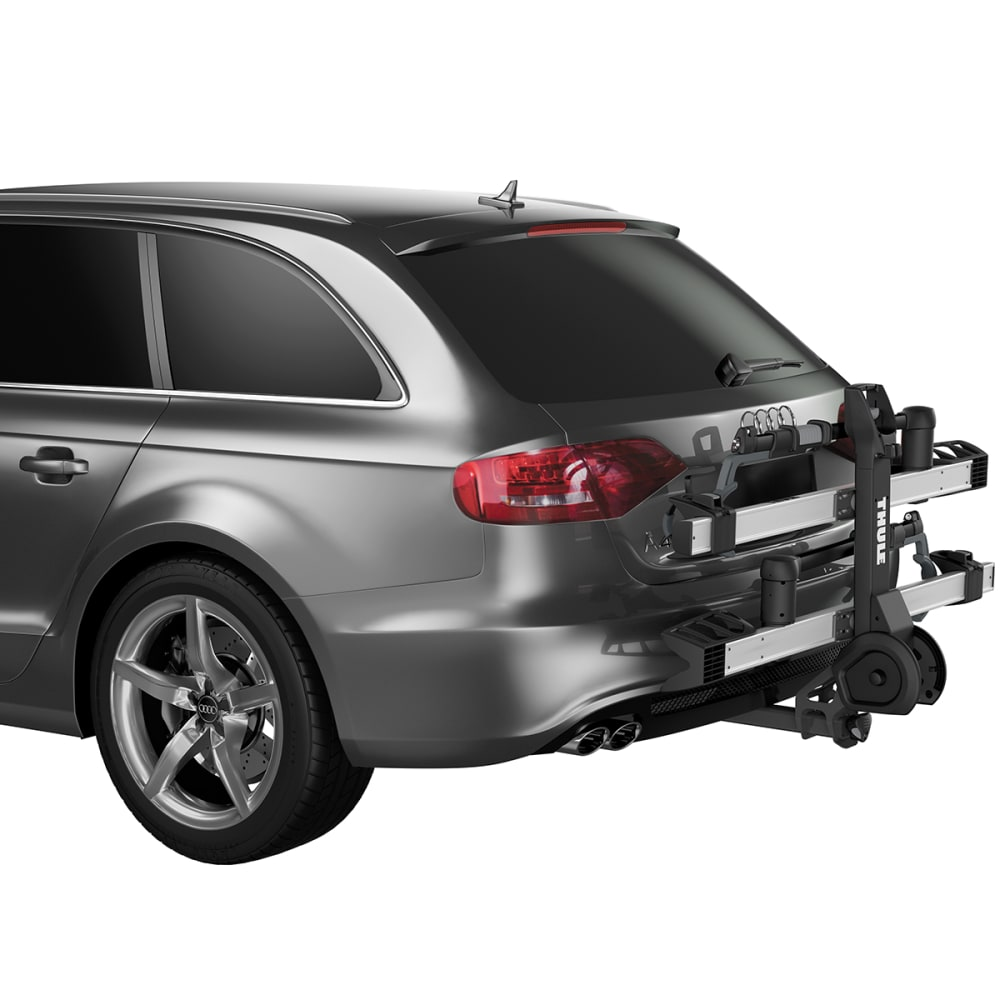 THULE T2 Pro XT 2 9035XTS 1.25 in. Hitch Bike Rack - SILVER