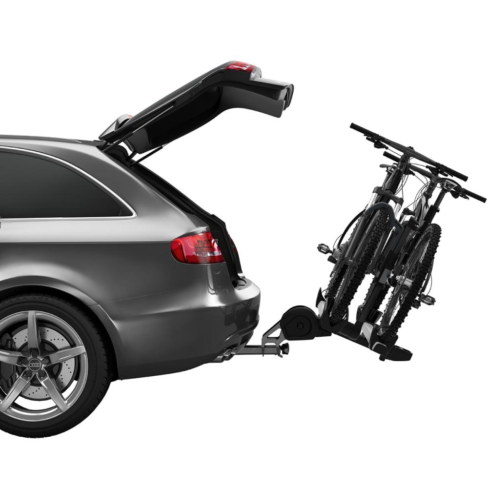 THULE T2 Pro XT 2 9035XTS 1.25 in. Hitch Bike Rack - SILVER/BLACK