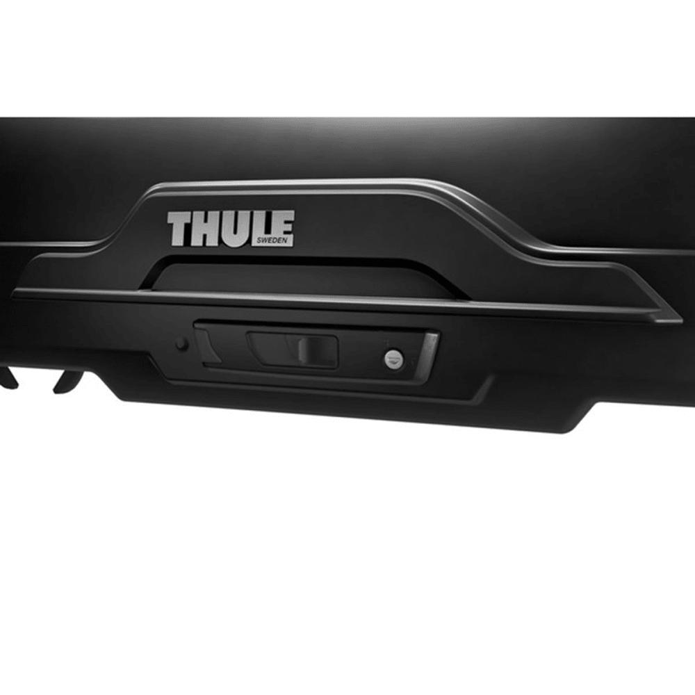 thule motion xt xl cargo box titan silver eastern mountain sports. Black Bedroom Furniture Sets. Home Design Ideas