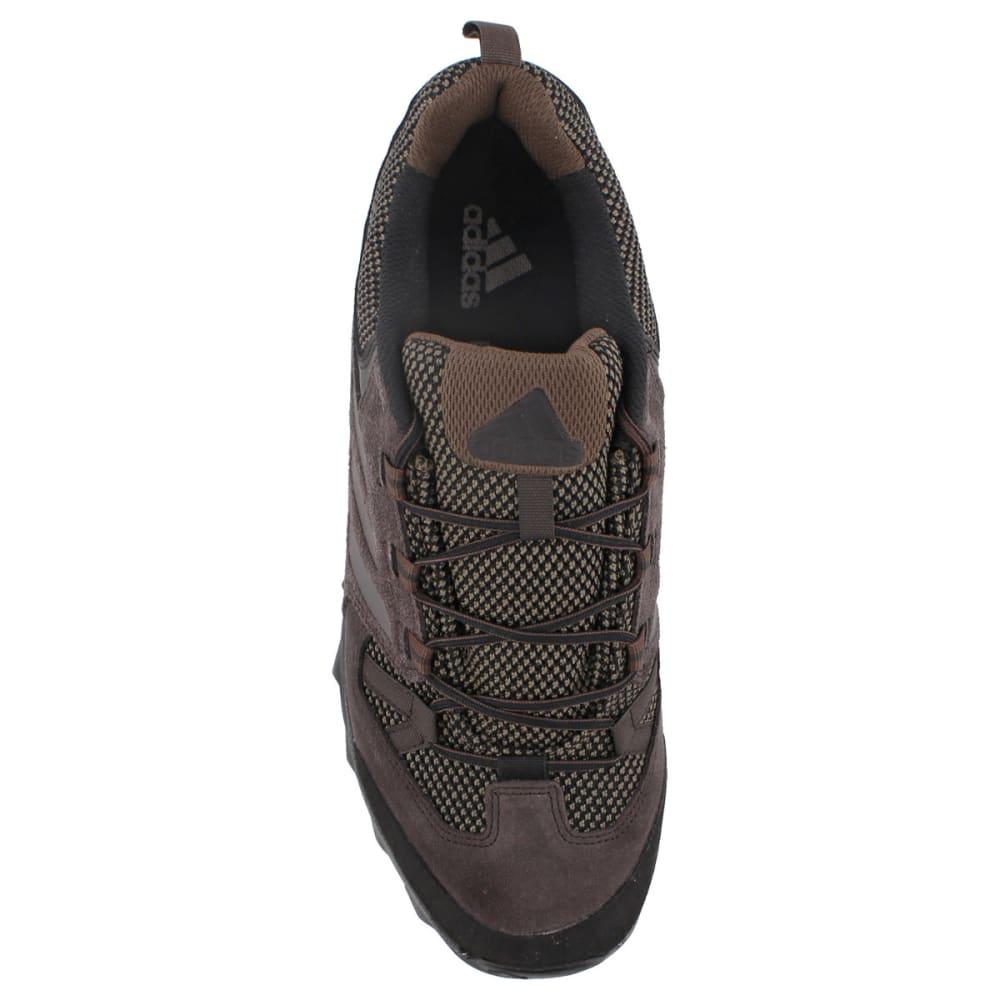 ADIDAS Men's Caprock Hiking Shoes, Brown - C BROWN/N BROWN/BLK