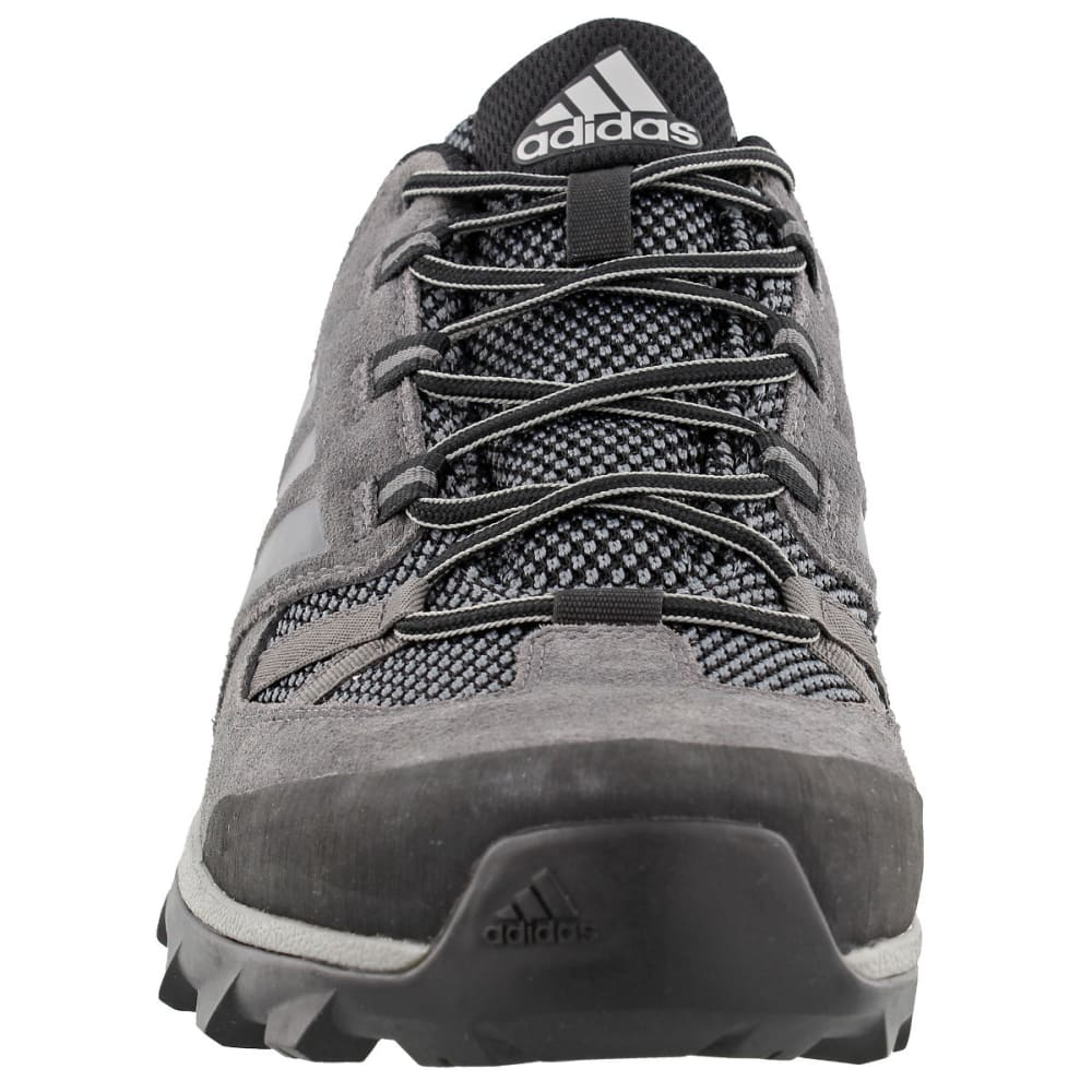 ADIDAS Men's Caprock Hiking Shoes, Grey - GRANITE/V GREY/BLACK