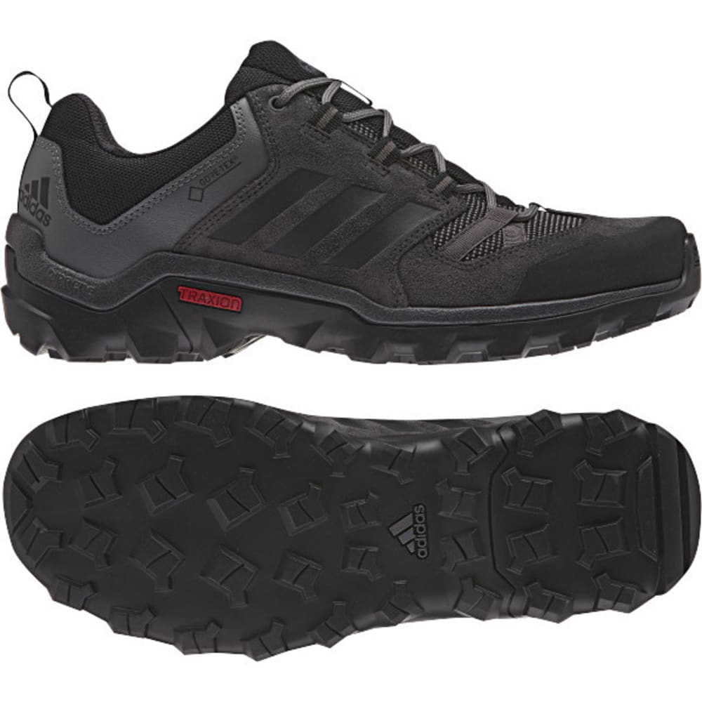 ADIDAS Men's Caprock GTX Hiking Shoes, Black/Grey - BLACK/UT BLACK/GRANI