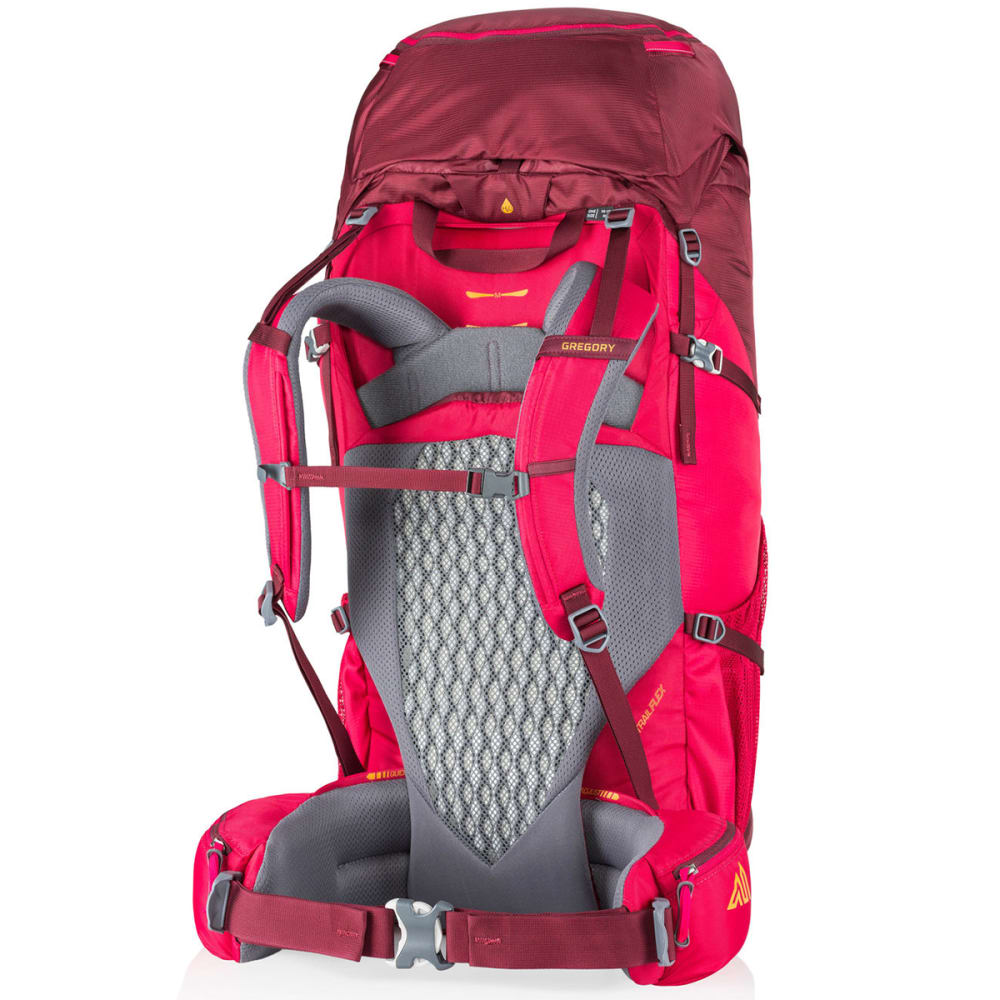 GREGORY Women's Amber 60 Pack - CHILI PEPPER