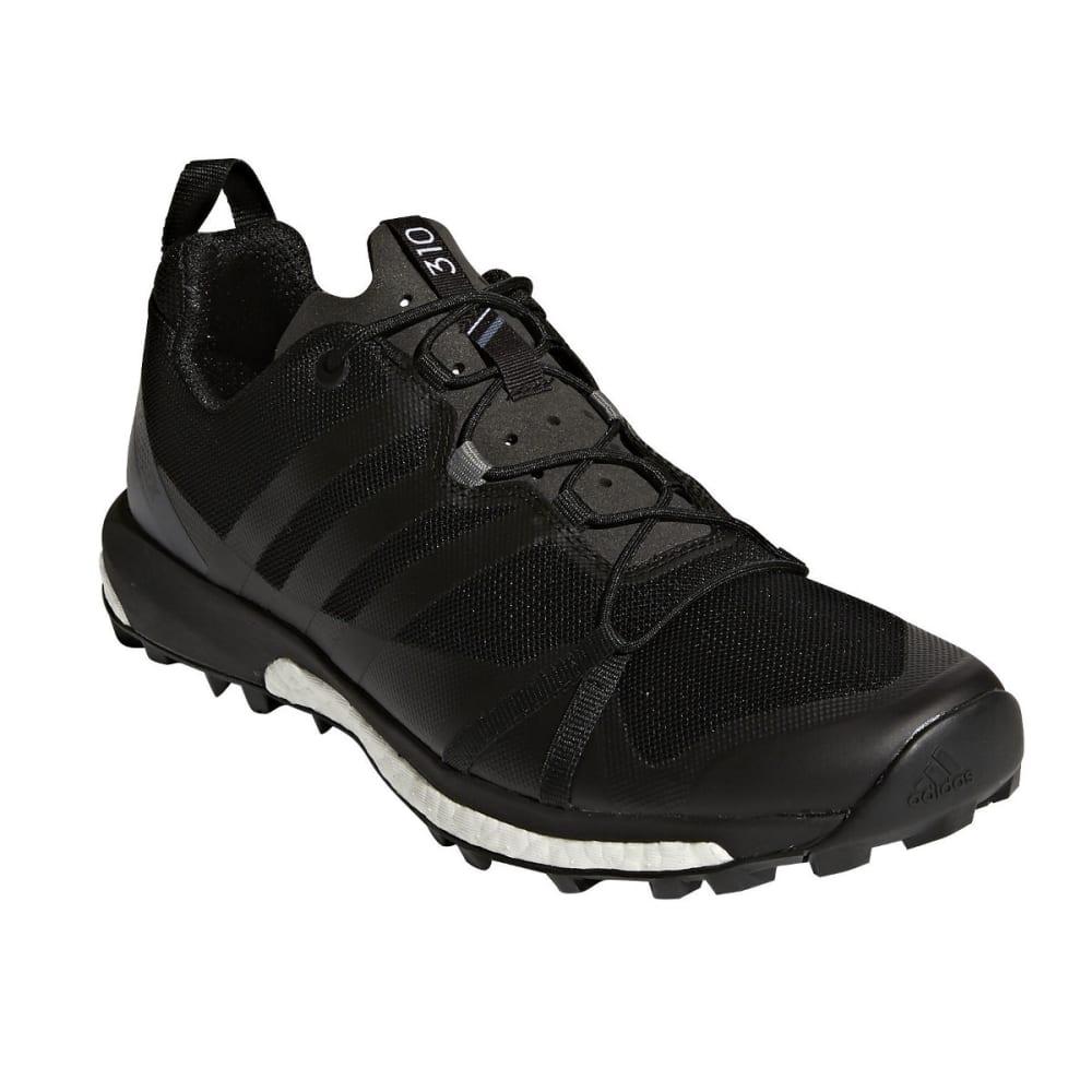 ADIDAS Men's Terrex Agravic Trail Running Shoes, Black 6