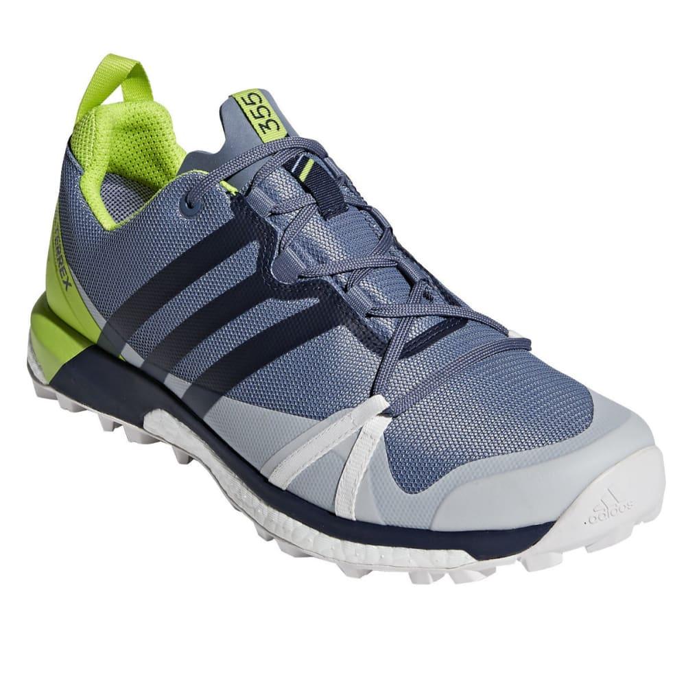 ADIDAS Men's Terrex Agravic GTX Trail Running Shoes, Black 6