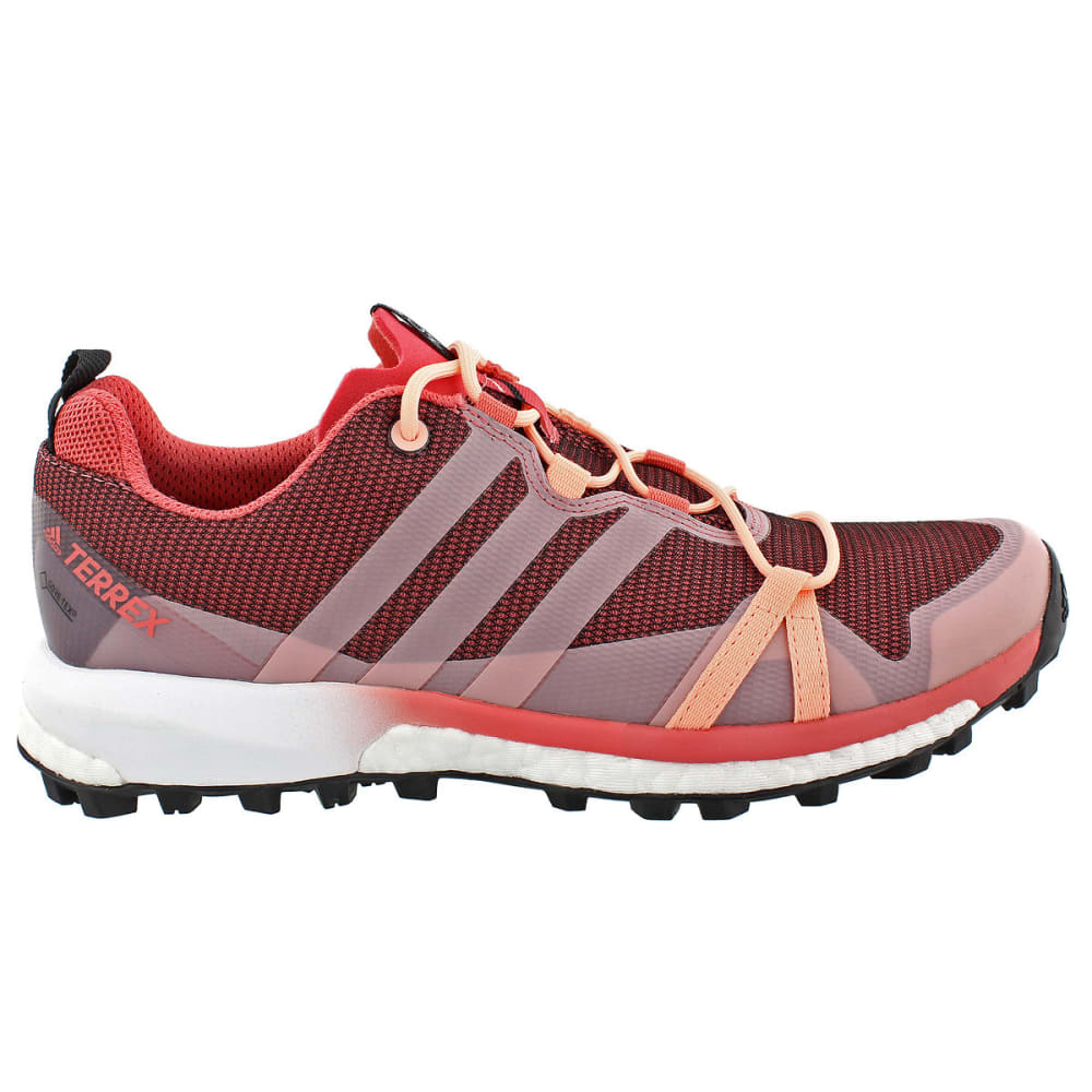 premium selection f9010 054c5 ADIDAS Women  39 s Terrex Agravic GTX Trail Running Shoes, Pink - PINK