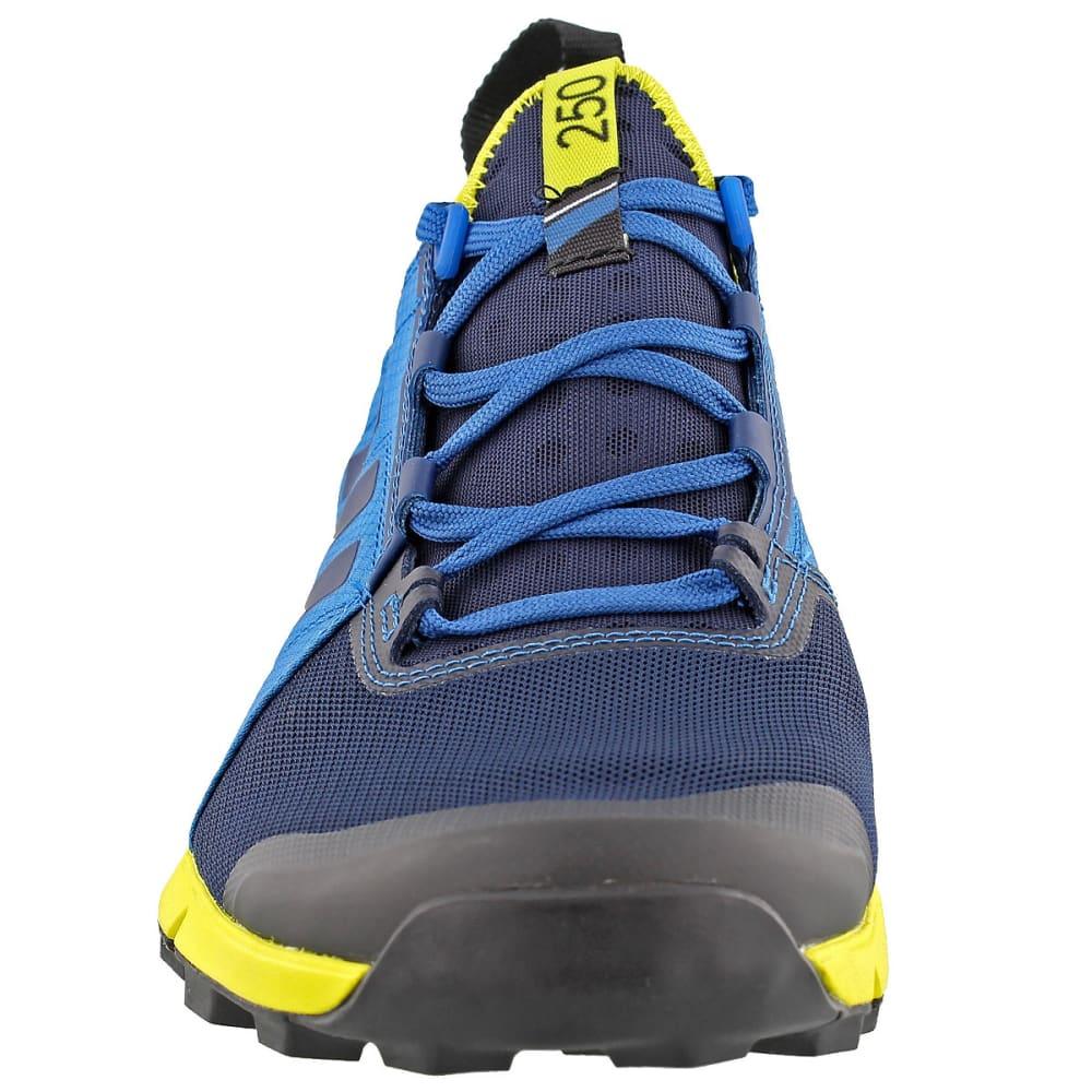 ADIDAS Men's Terrex Agravic Speed Trail Running Shoes, Blue - NAVY/BLUE/BLUE