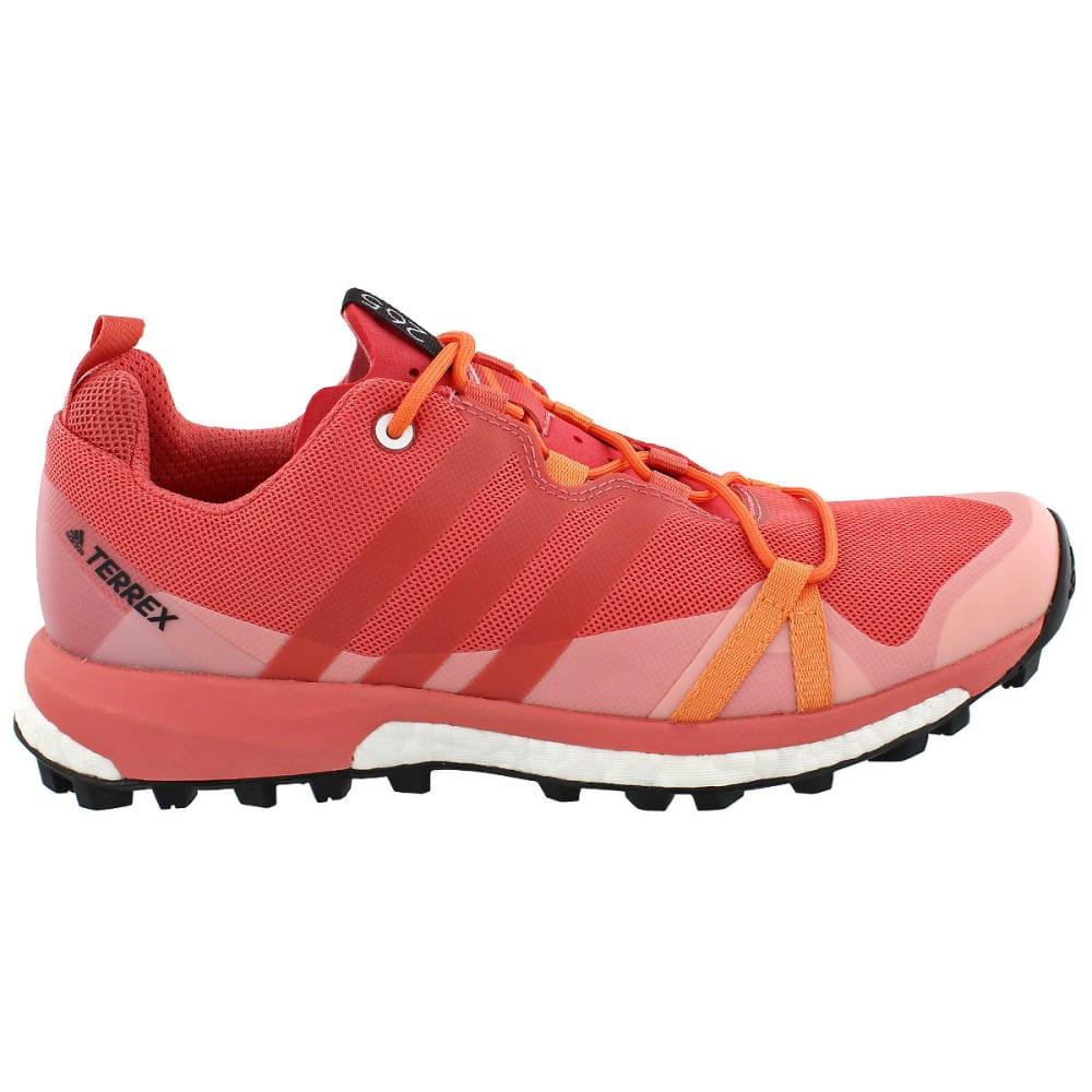 ADIDAS Women's Terrex Agravic Trail Running Shoes, Pink