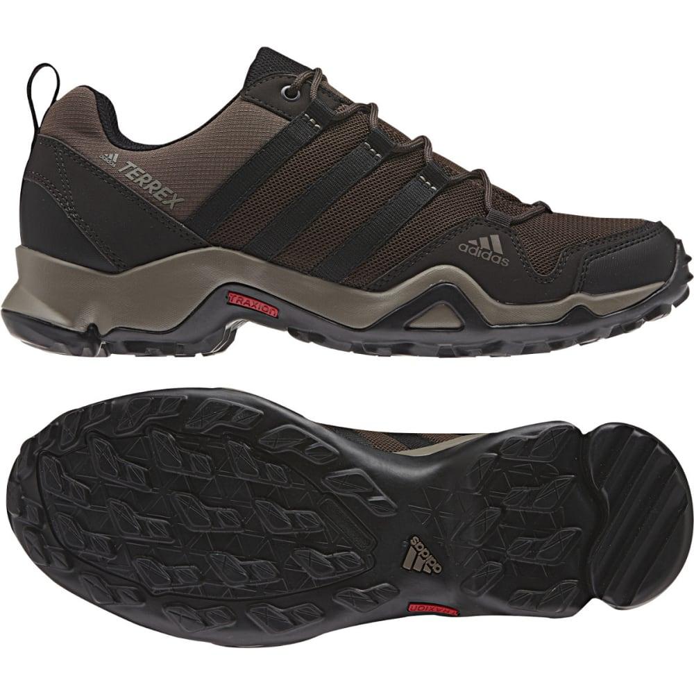 ADIDAS Men's Terrex AX2R Outdoor Shoes, Brown - BROWN/BLACK/BROWN