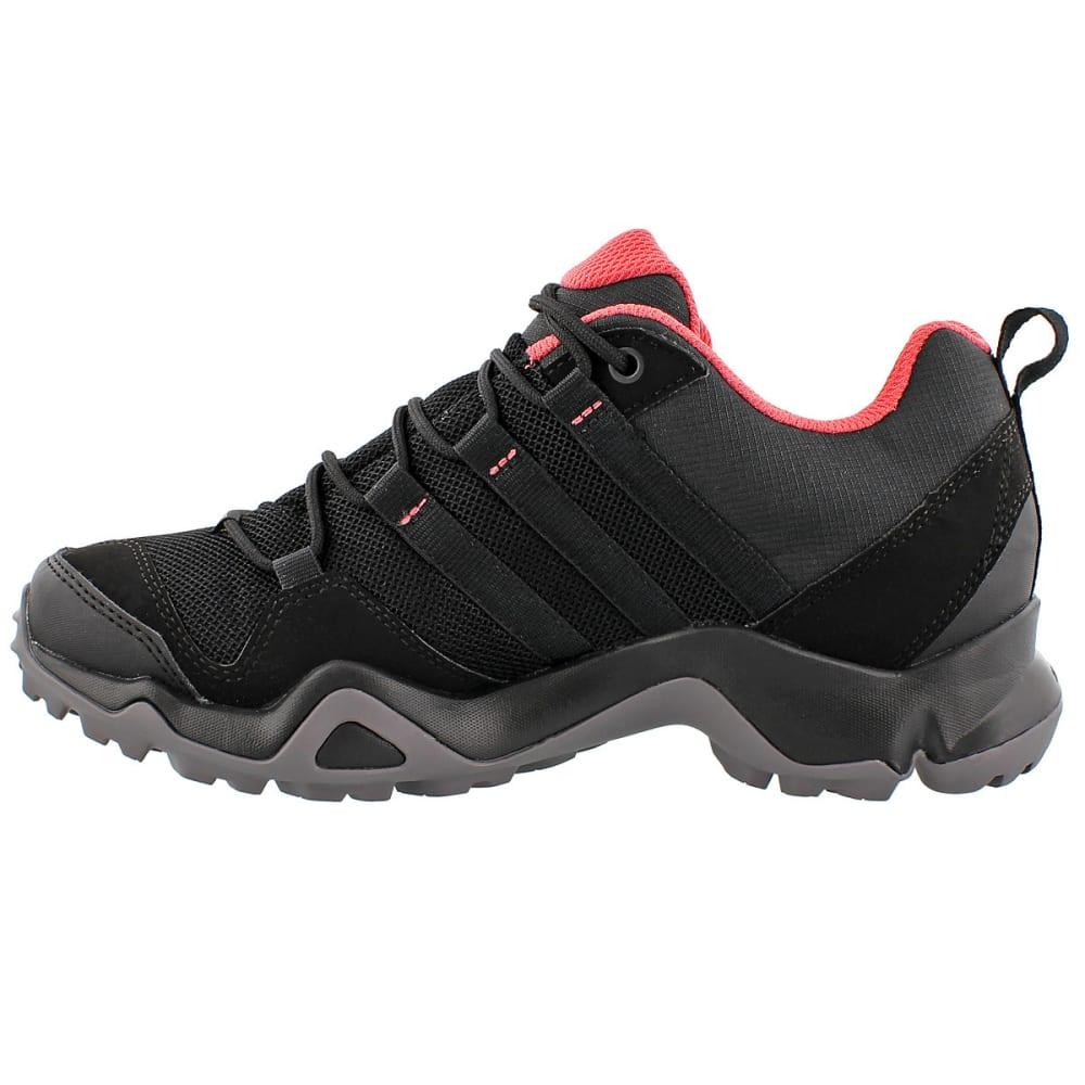 ADIDAS Women's Terrex AX2R GTX Outdoor Shoes, Black/Pink