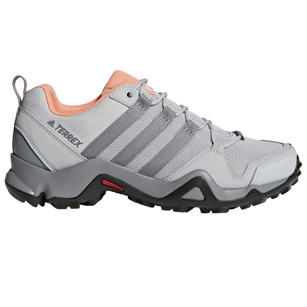 ADIDAS Women's Terrex AX2R Hiking Shoes, BlackTactile Pink