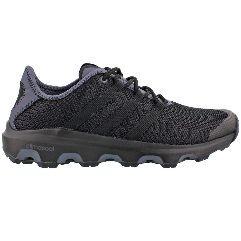 ADIDAS Men's Terrex Climacool Voyager Hiking Shoes, Black - BLACK/BLACK/ONIX