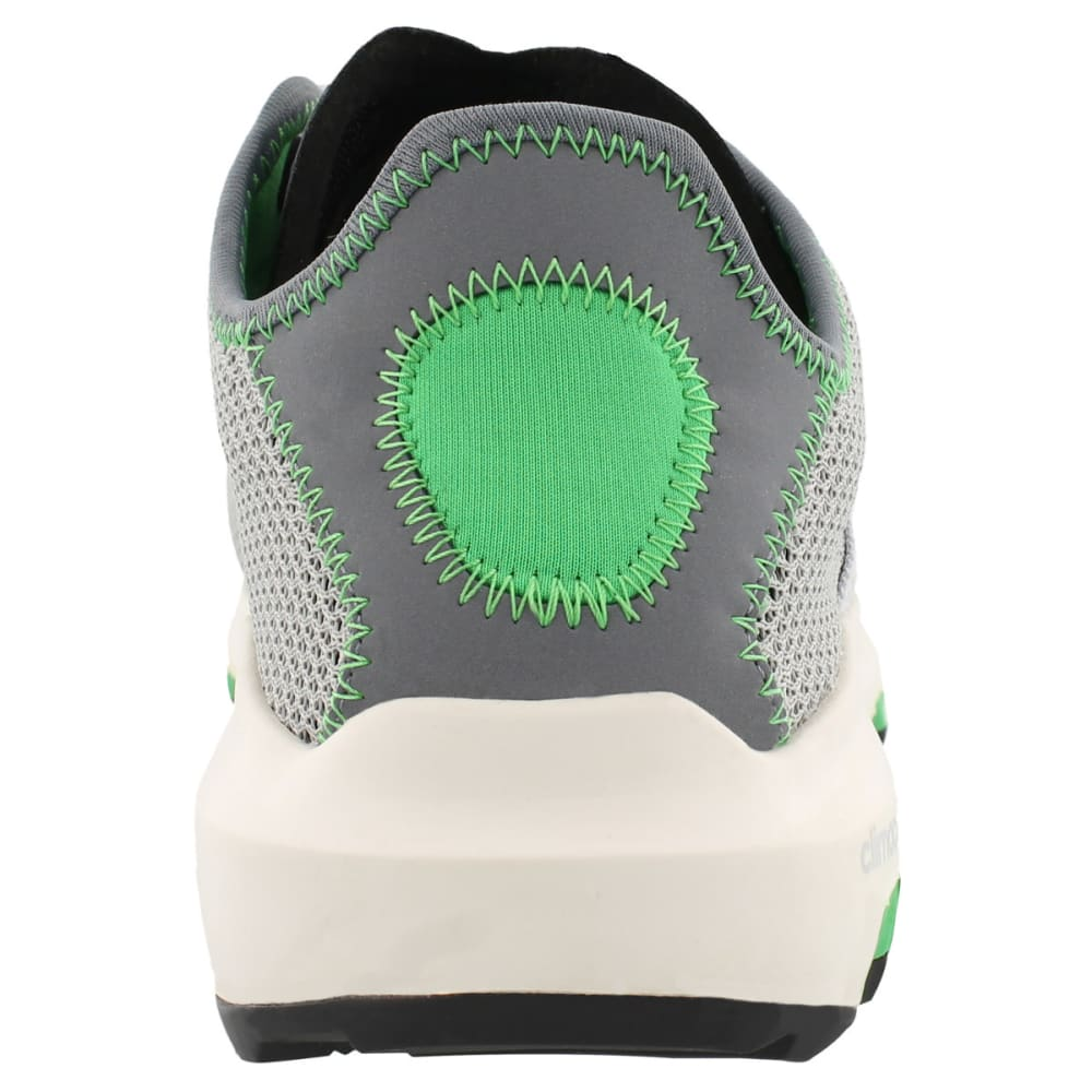 ADIDAS Men's Terrex Climacool Voyager Outdoor Shoes, Grey - ONIX/GREY/GREEN