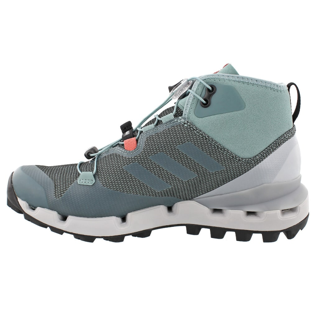 425b573c544 ADIDAS Women's Terrex Fast Mid GTX Surround Hiking, Trail Running Shoes