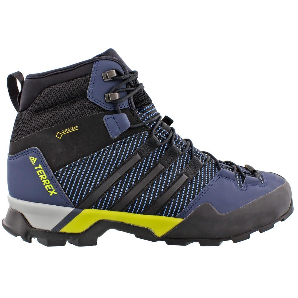 ADIDAS Men's Terrex Scope High GTX Hiking Shoes - BLUE/BLACK/NAVY