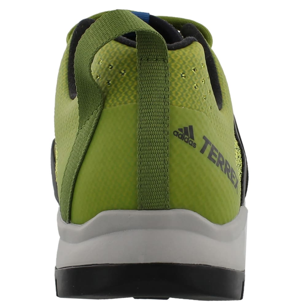 ADIDAS Men's Terrex Solo Hiking/Running Shoes, Green - LIME/BLACK/BLUE