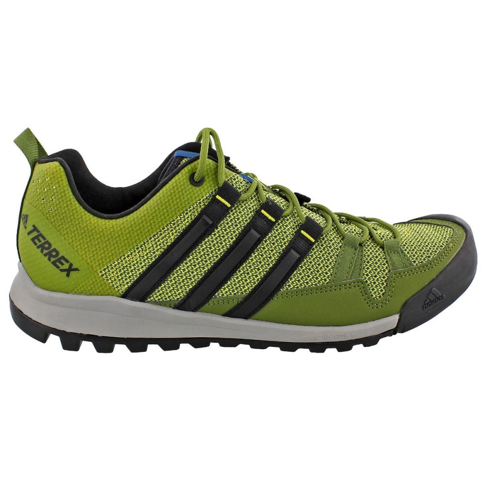 ADIDAS Men's Terrex Solo HikingRunning Shoes, Green