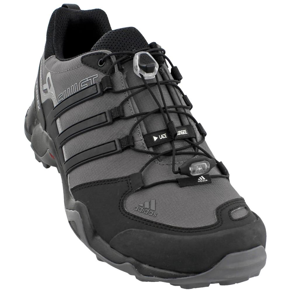 ADIDAS Men's Terrex Swift R Outdoor Shoes, Grey - GRANITE/BLACK/GREY