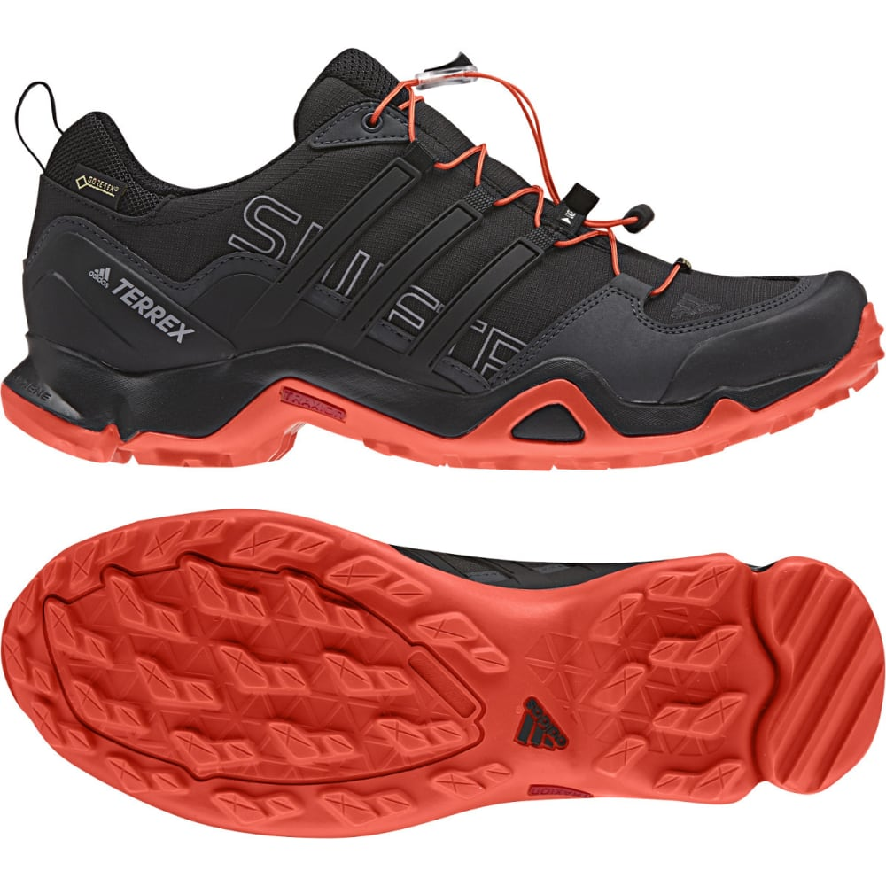 big sale 8dc2e 12bbe ADIDAS Men  39 s Terrex Swift R GTX Outdoor Shoes - BLACK BLACK