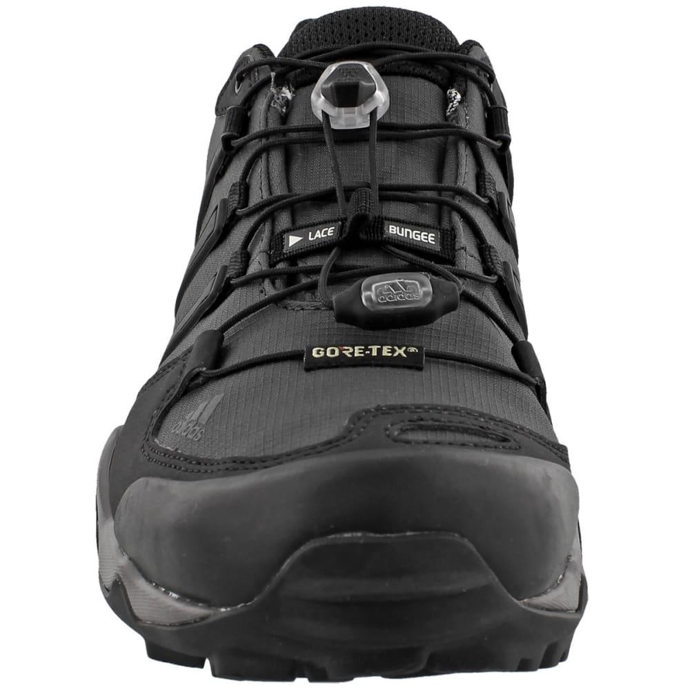 ADIDAS Men's Terrex Swift R GTX Outdoor Shoes, Grey - GREY/BLACK/GRANITE