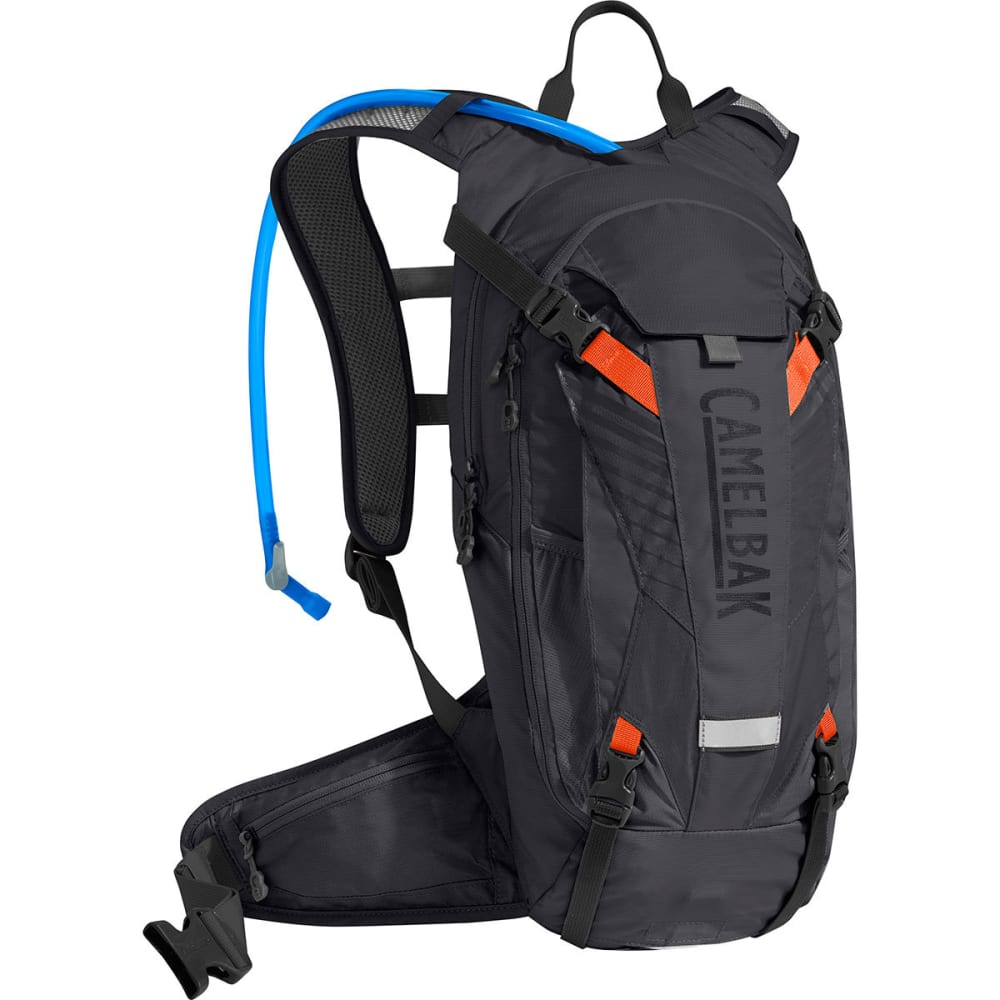 CAMELBAK K.U.D.U. 8 Hydration Pack   - BLACK/LASER ORANGE