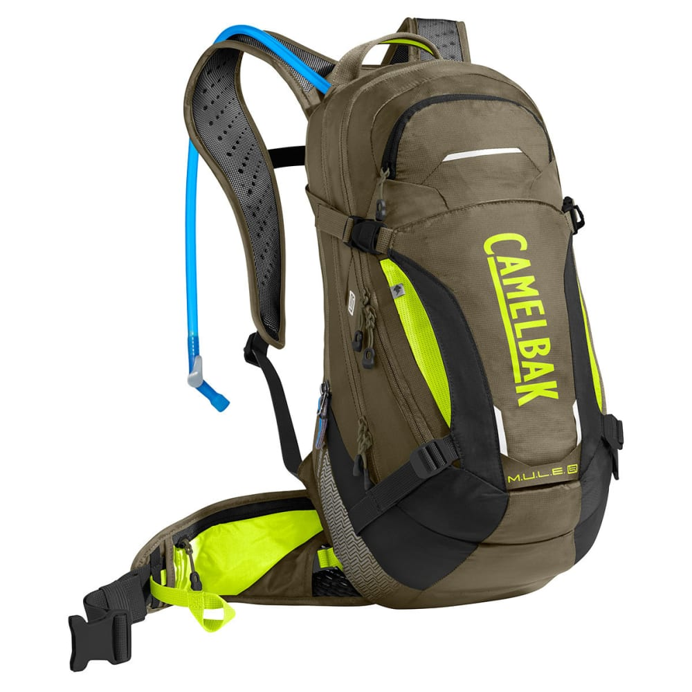 Camelbak M.u.l.e. Lr 15 Hydration Pack - Green