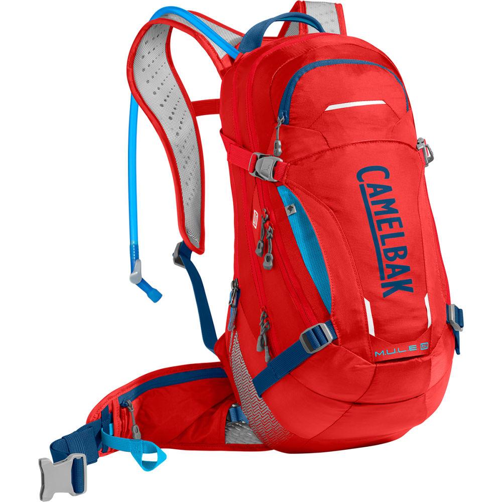 CAMELBAK M.U.L.E. LR 15 Mountain Biking Pack - RACING RED/BLUE