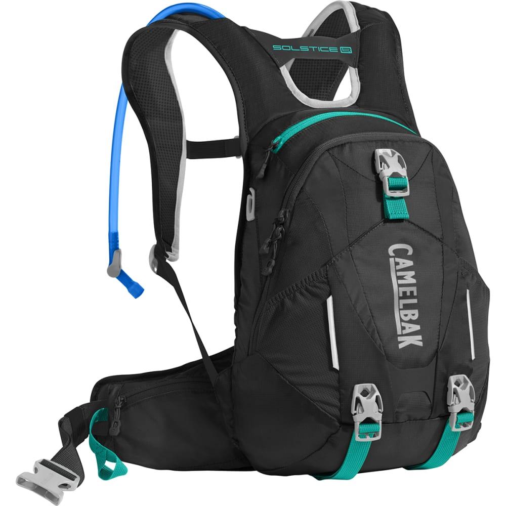 CAMELBAK Solstice LR 10 Mountain Biking Hydration Pack - BLACK/COLUMBIA JADE