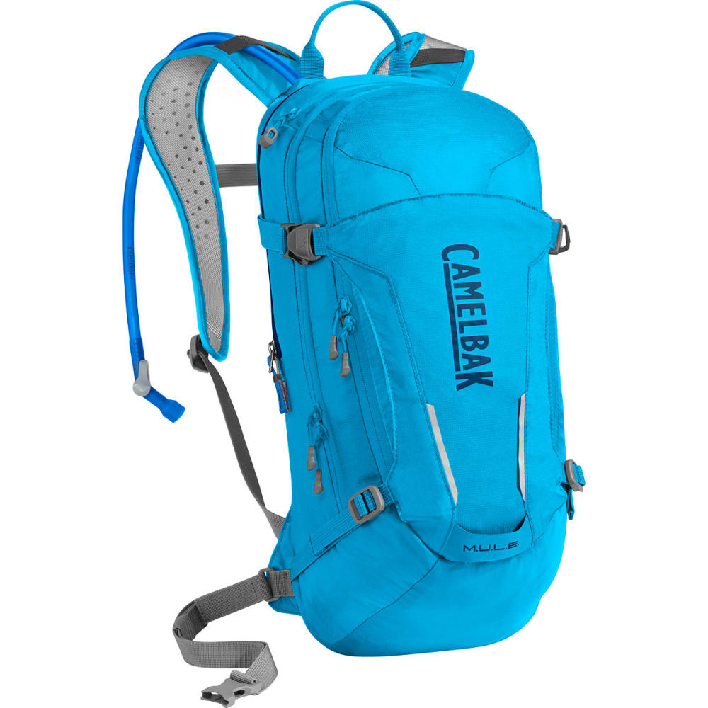 CAMELBAK M.U.L.E. Mountain Biking Hydration Pack - ATOMIC BLUE/BLUE