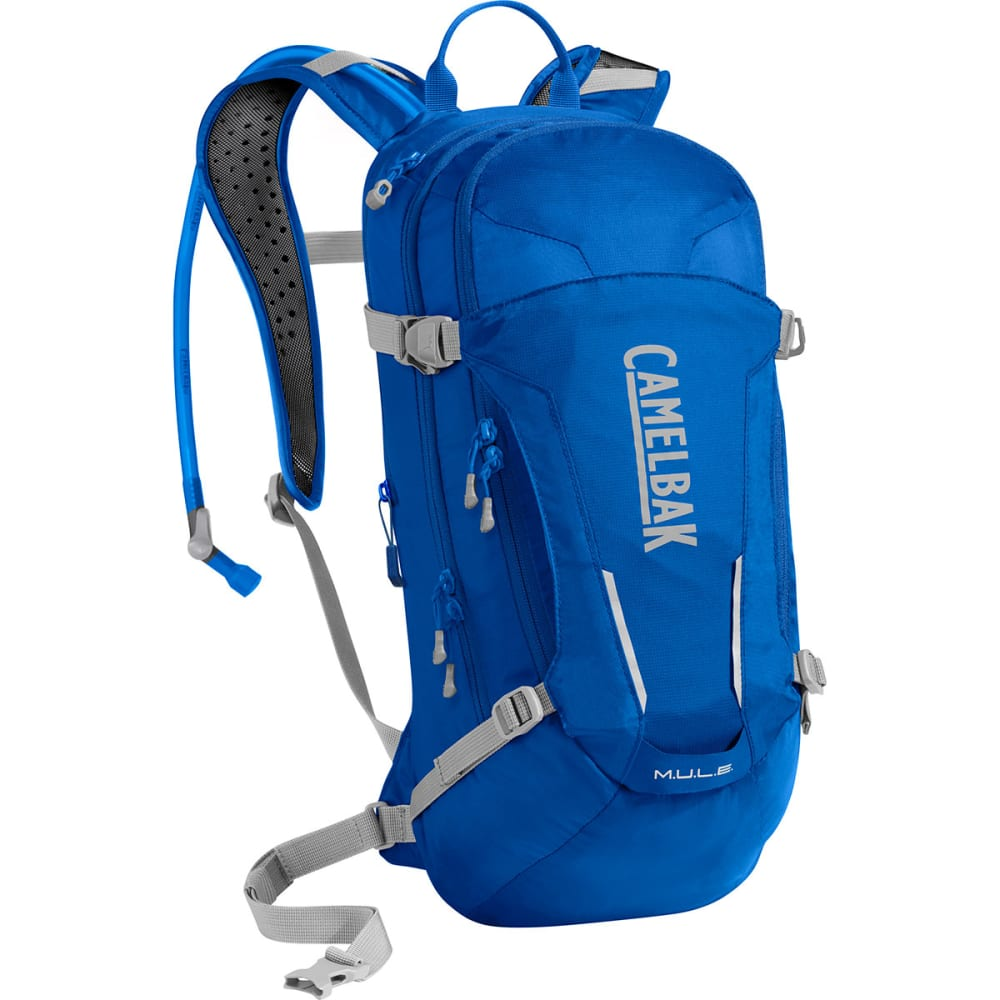 CAMELBAK M.U.L.E. Hydration Pack - LAPIS BLUE/SILVER