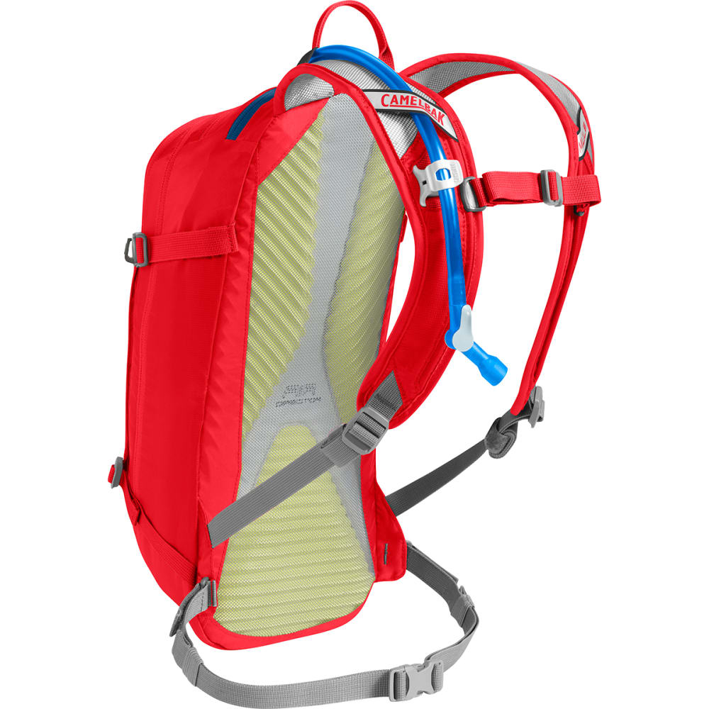 CAMELBAK M.U.L.E. Hydration Pack   - RACING RED/BLUE