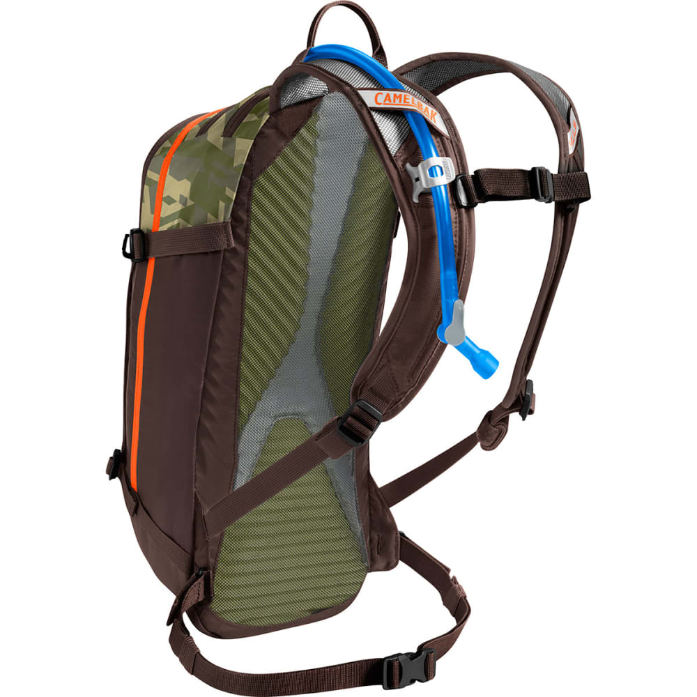 CAMELBAK M.U.L.E. Hydration Pack   - BROWN SEAL/CAMELFLAG