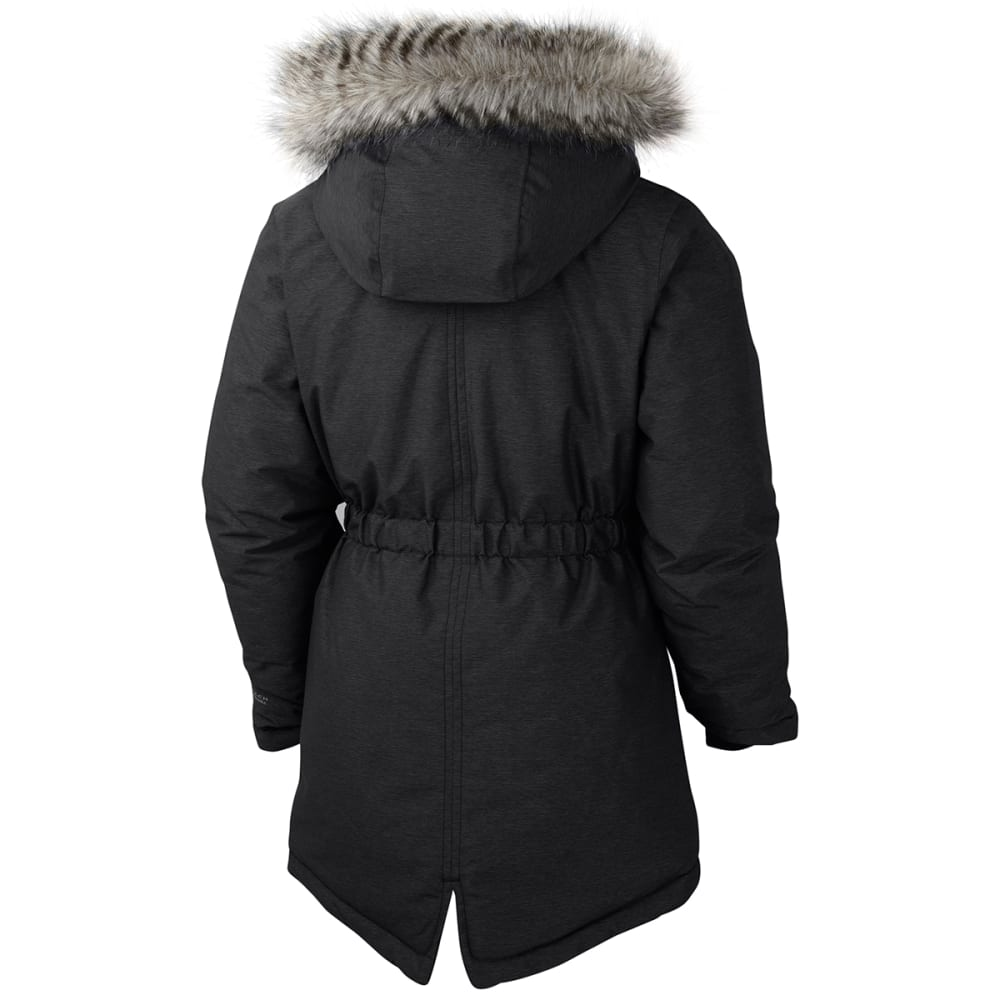 COLUMBIA Big Girls' Nordic Strider™ Jacket - 010-BLACK