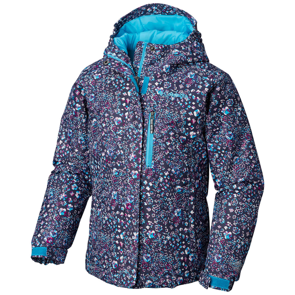 COLUMBIA Girls' Magic Mile Jacket M