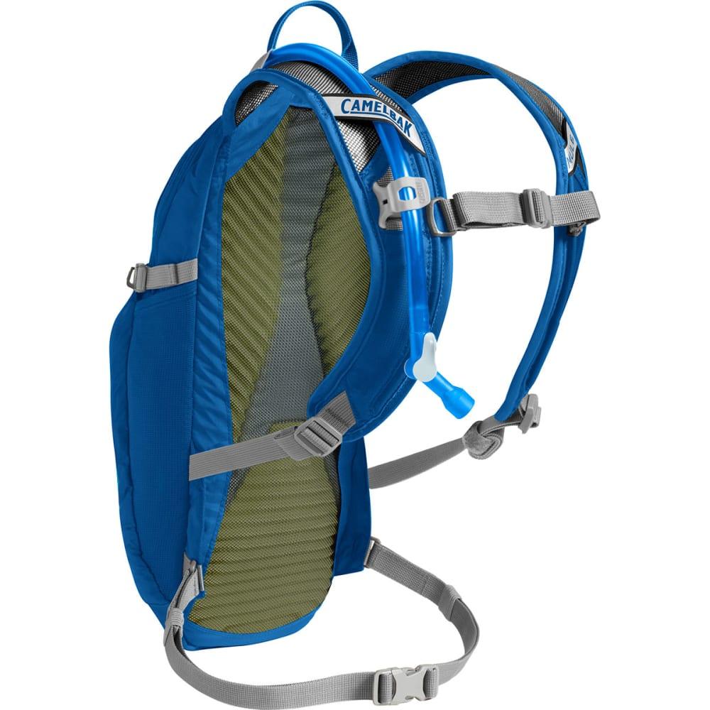 CAMELBAK Lobo Hydration Pack - LAPIS BLUE/SILVER
