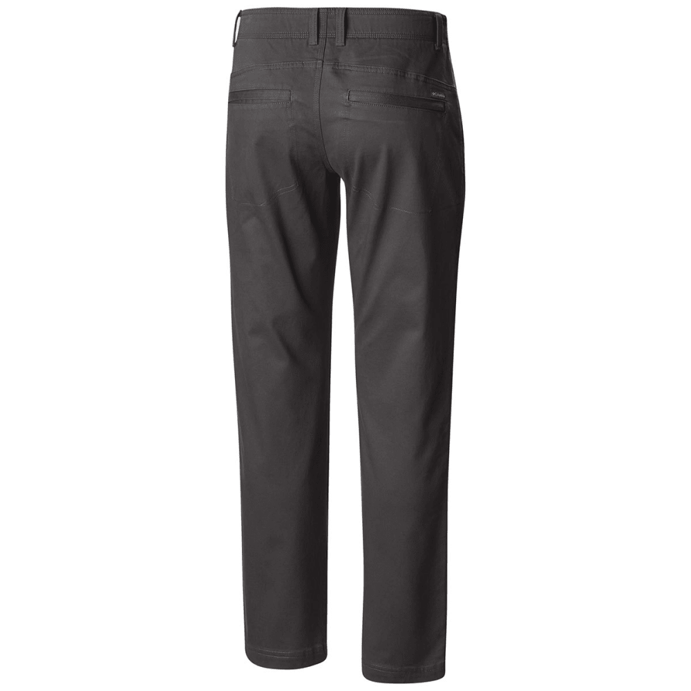 COLUMBIA Men's Pilot Peak Five Pocket Pants - 028-GRILL