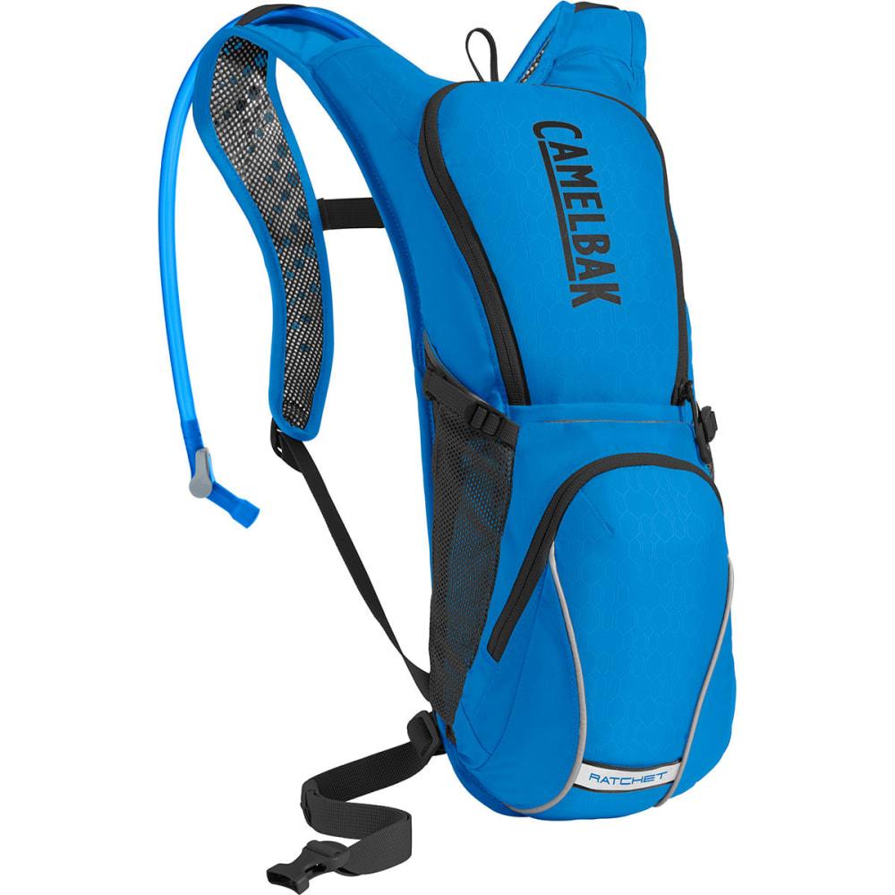 CAMELBAK Ratchet Cycling Hydration Pack - CARVE BLUE/BLACK
