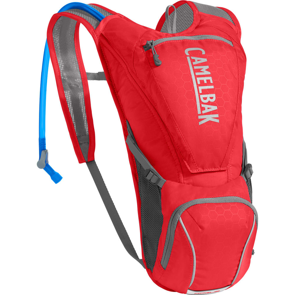 CAMELBAK Rogue Cycling Hydration Pack - RACING RED/SILVER
