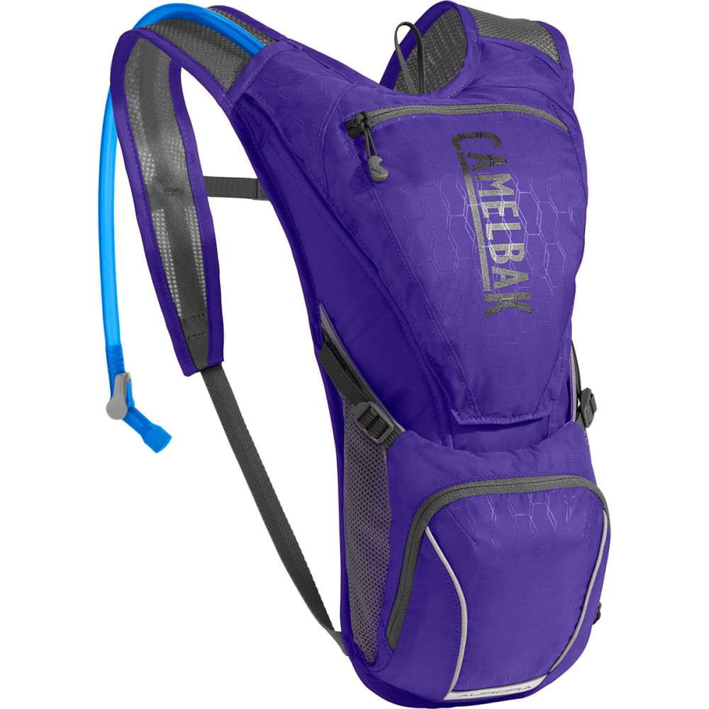 CAMELBAK Women's Aurora Cycling Hydration Pack - DEEP PURPLE/GRAPHITE