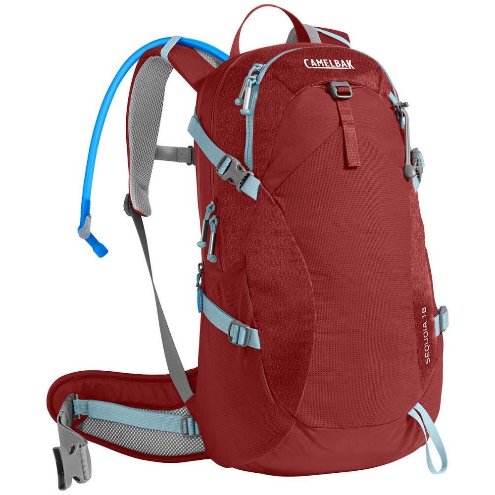 CAMELBAK Sequoia 18 Hydration Pack   - RED DHALIA/BLUE
