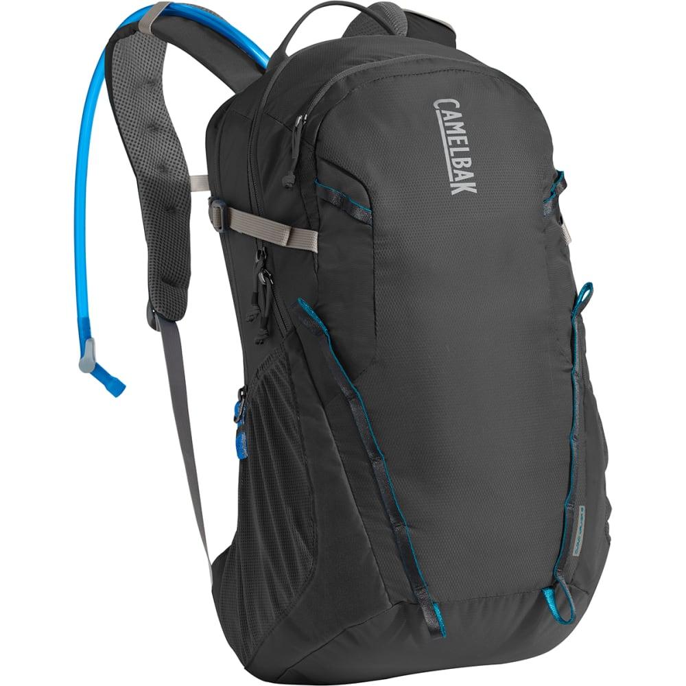 CAMELBAK Cloud Walker 18 Hiking Hydration Pack - CHARCOAL/GRECIAN BLU