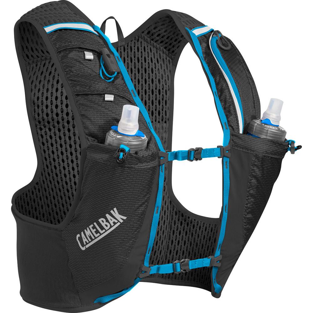 CAMELBAK Ultra Pro Running Hydration Vest - BLACK/ATOMIC BLUE