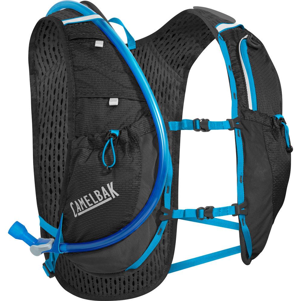 CAMELBAK Circuit Running Hydration Vest - BLACK/ATOMIC BLUE