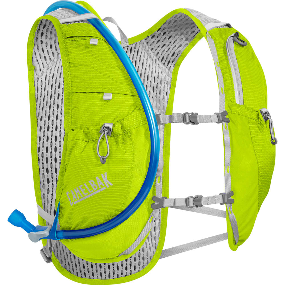 CAMELBAK Circuit Running Hydration Vest - LIME PUNCH/SILVER