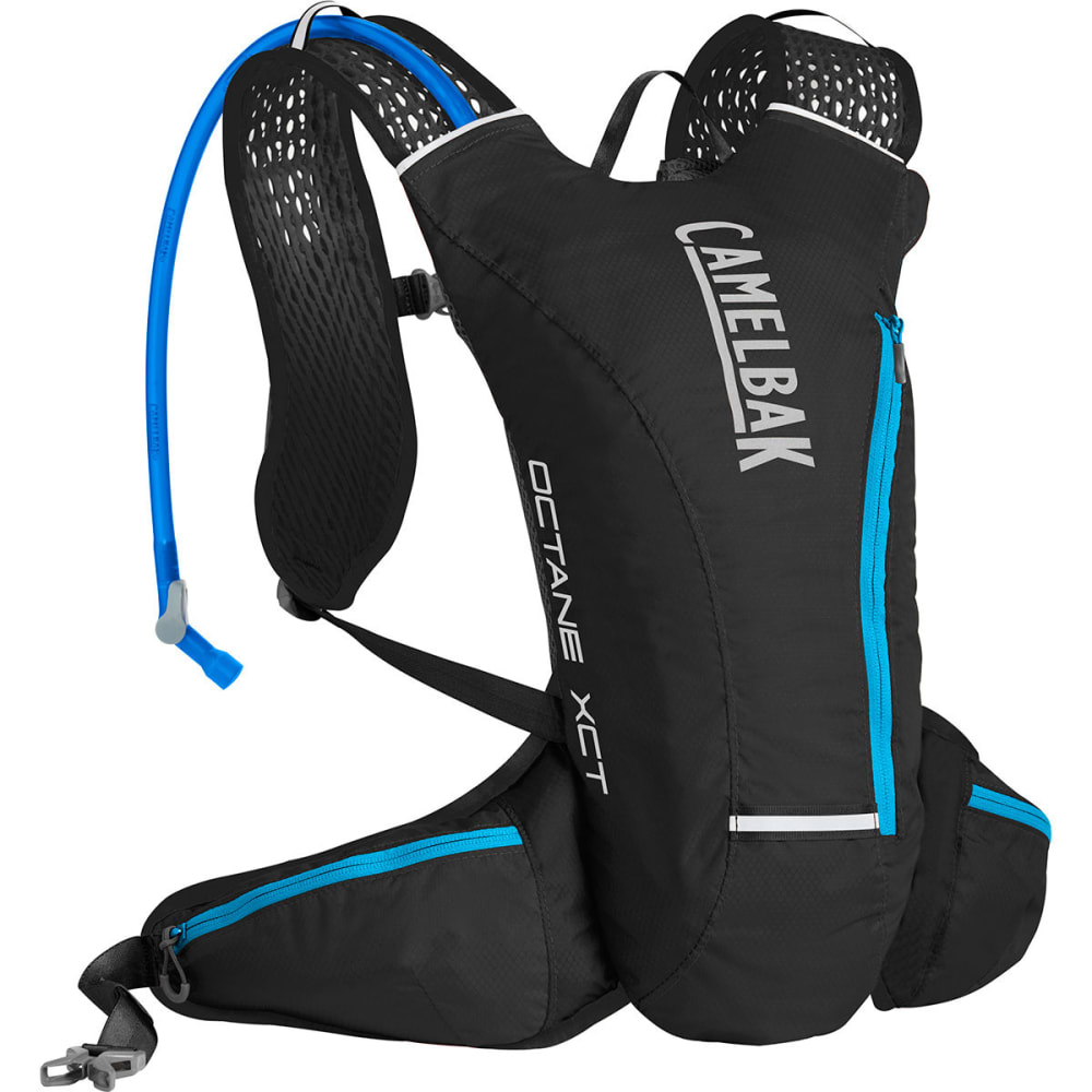 CAMELBAK Octane XCT Running Hydration Pack - BLACK/ATOMIC BLUE