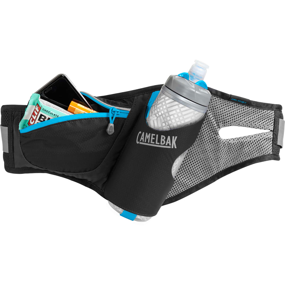 CAMELBAK Delaney Running Hydration Belt  - BLACK/ATOMIC BLUE