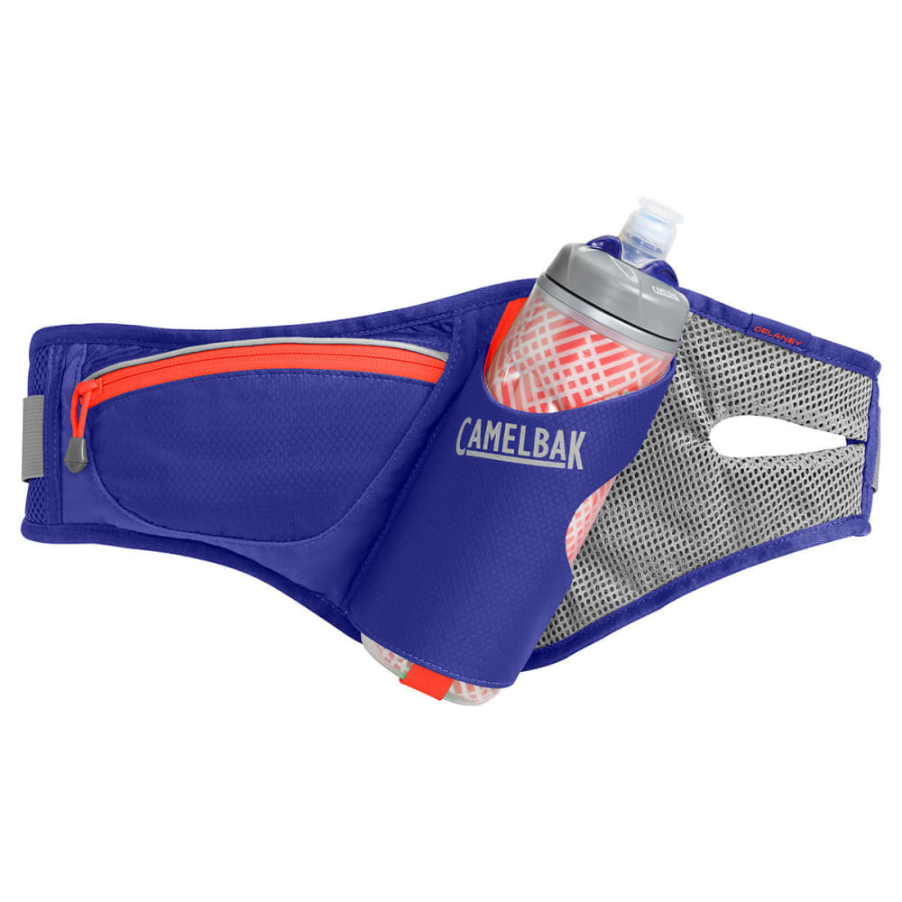 CAMELBAK Delaney Running Hydration Belt - DEEP AMETHYST/CORAL